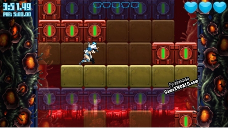 Русификатор для Mighty Switch Force Hyper Drive Edition