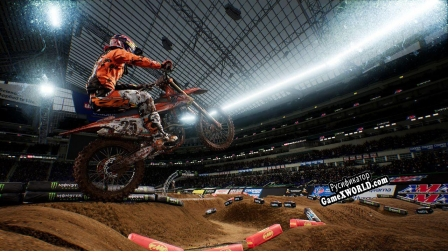 Русификатор для Monster Energy Supercross - The Official Videogame