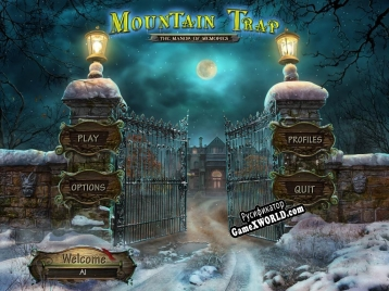 Русификатор для Mountain Trap The Manor of Memories