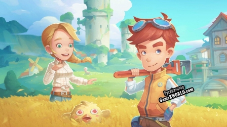 Русификатор для My Time At Portia