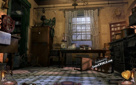 Русификатор для Mystery Case Files Escape from Ravenhearst