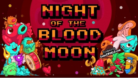 Русификатор для Night of the Blood Moon