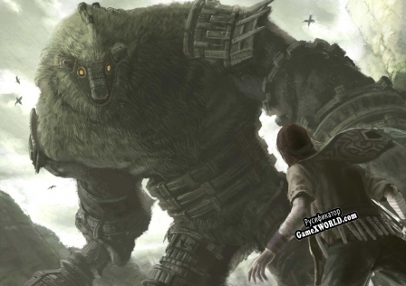Русификатор для Shadow of the Colossus (2011)