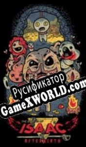 Русификатор для The Binding of Isaac Afterbirth