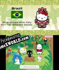 Русификатор для Travel Adventures with Hello Kitty