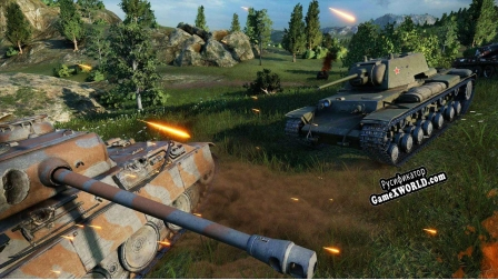 Русификатор для World of Tanks Independence