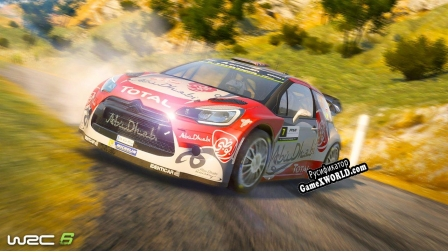 Русификатор для WRC 6 FIA World Rally Championship