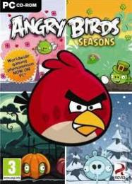 Angry Birds Seasons: Читы, Трейнер +8 [dR.oLLe]