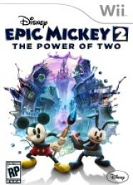 Трейнер для Disney Epic Mickey 2: The Power of Two [v1.0.9]