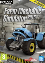 Farm Mechanic Simulator 2015: Трейнер +14 [v1.1]
