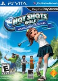 Hot Shots Golf: World Invitational: ТРЕЙНЕР И ЧИТЫ (V1.0.19)