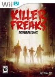 Killer Freaks from Outer Space: Читы, Трейнер +8 [CheatHappens.com]
