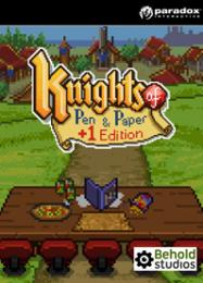 Трейнер для Knights of Pen and Paper +1 Edition [v1.0.4]