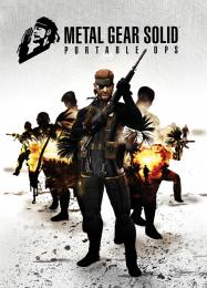 Metal Gear Solid: Portable Ops: Трейнер +11 [v1.1]