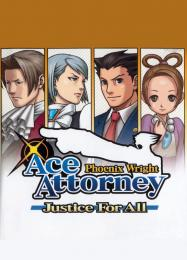 Phoenix Wright: Ace Attorney - Justice for All: Читы, Трейнер +15 [MrAntiFan]