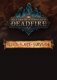Pillars of Eternity 2: Deadfire - Seeker, Slayer, Survivor: Читы, Трейнер +5 [CheatHappens.com]