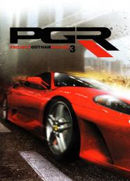 Project Gotham Racing 3: Читы, Трейнер +11 [dR.oLLe]