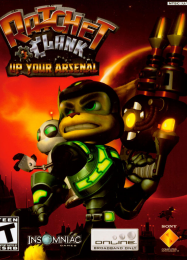 Ratchet & Clank: Up Your Arsenal: Читы, Трейнер +11 [MrAntiFan]