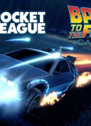 Rocket League: Back to the Future: Читы, Трейнер +10 [dR.oLLe]