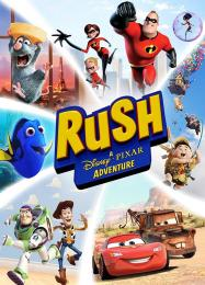 Rush: A Disney-Pixar Adventure: Трейнер +9 [v1.8]