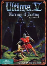 Трейнер для Ultima 5: Warriors of Destiny [v1.0.2]